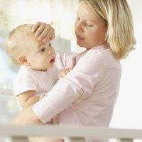 Qué es la fiebre y cómo se baja en el bebé