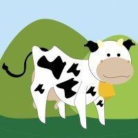 La vaca lechera. Canciones infantiles
