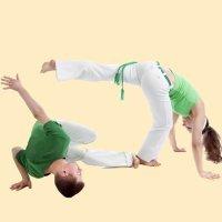 La capoeira infantil. Deporte multicultural para niños