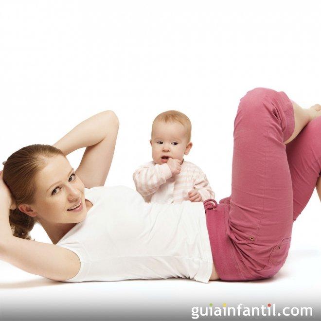 Como adelgazar barriga despues del parto
