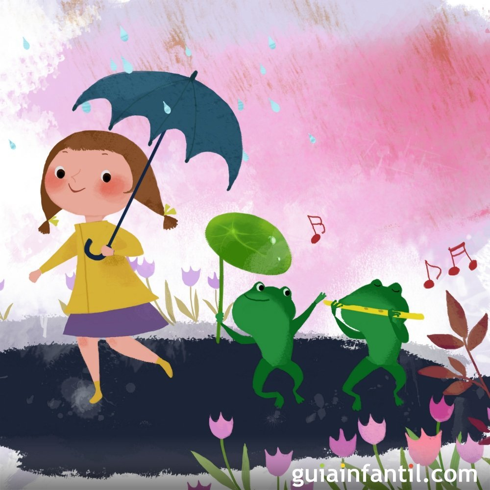 Que Llueva Canciones Infantiles