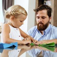 Manualidades para felicitar en el Día del Padre