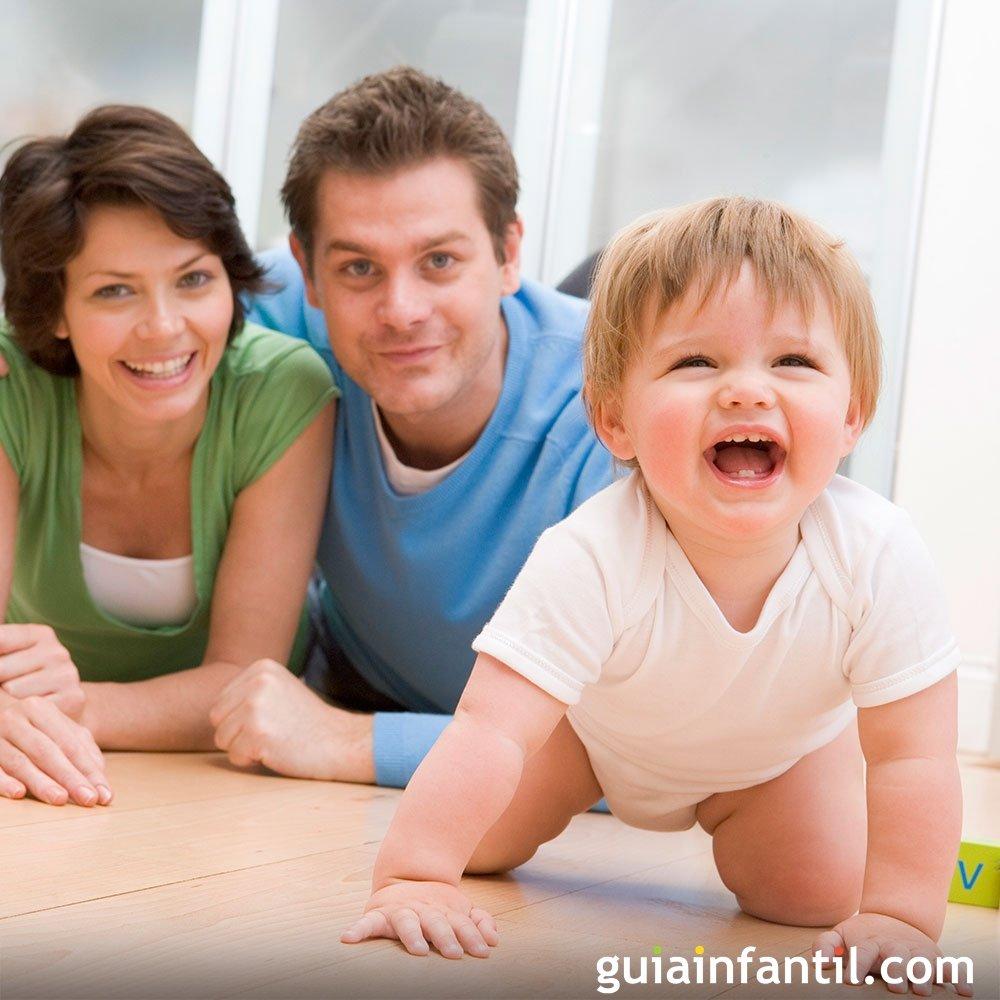 Ejercicios De Estimulación Para El Bebé De 7 A 12 Meses
