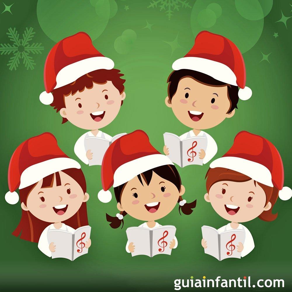 Adeste fideles villancicos de navidad para ni os - Cosas de navidad para ninos ...