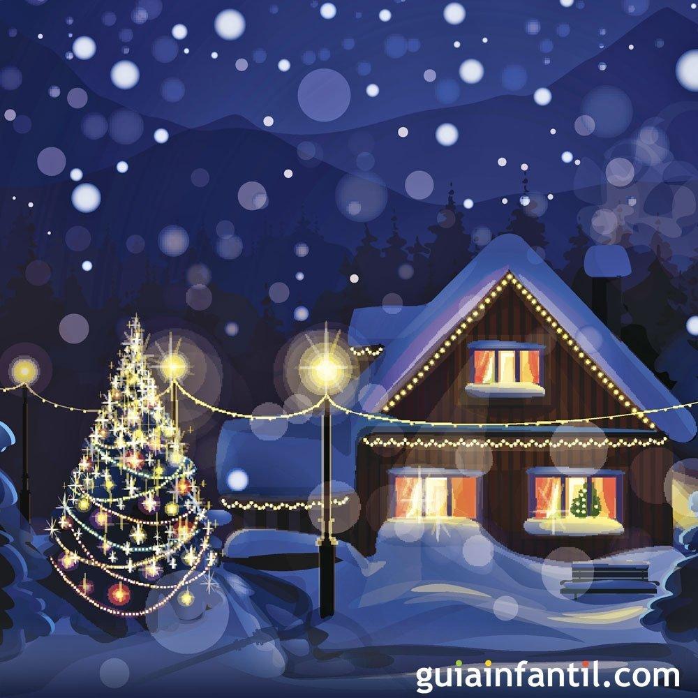 Blanca Navidad Villancicos Para Niños