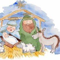 El burrito orejón. Canciones de Navidad o villancicos