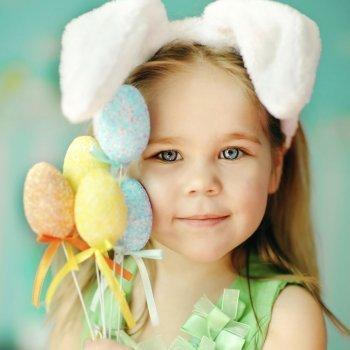 Manualidades para decorar huevos de Pascua