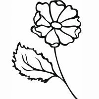 Dibujos para colorear de primavera