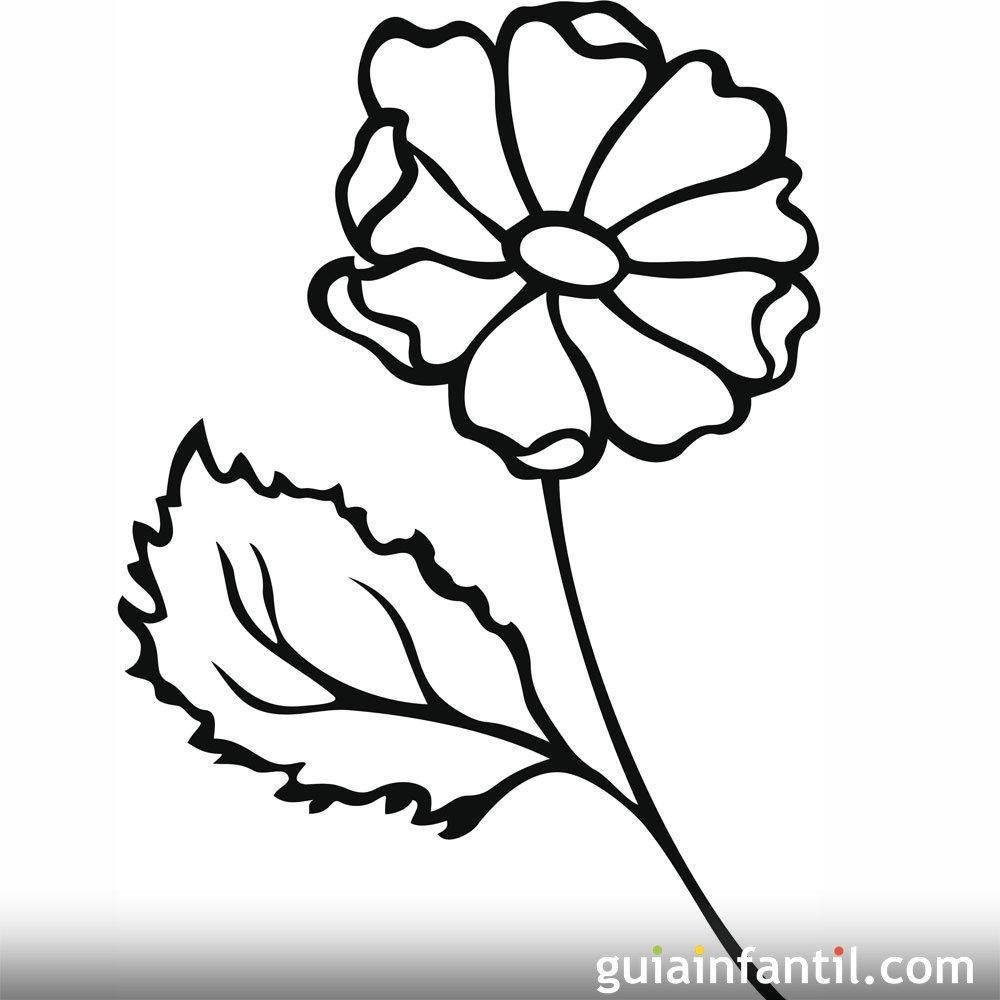 Dibujos Flores Sencillas. Excellent Top Dibujos De Flores Para ...