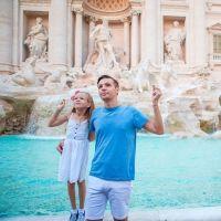 Monumentos en Roma para los niños