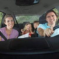 Juegos para viajar en coche con los niños