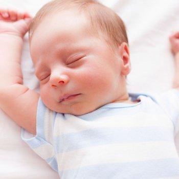 Rutinas de sueño del bebé
