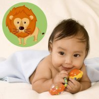 Cómo son los bebés y niños del signo Leo