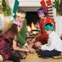 El invierno y el ocio con los niños