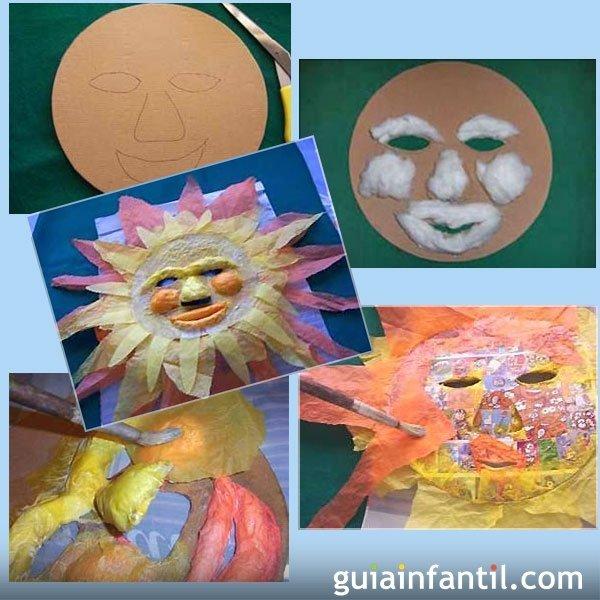 Mascara de carnaval manualidades para ni os - Mascaras para carnaval manualidades ...