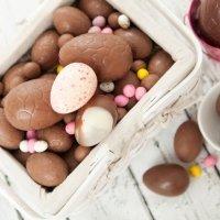 Huevos de Pascua de Semana Santa