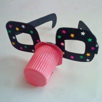 Gafas de plástico