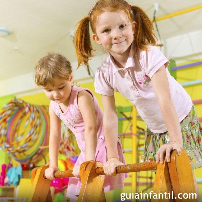 Actividades extraescolares según la edad de los niños