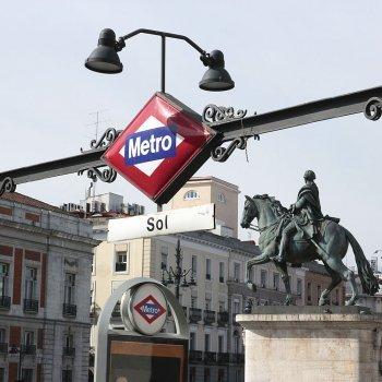 Medios de transporte en Madrid