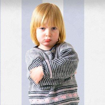 Consejos para controlar el mal genio de los niños