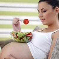Guía de alimentación para mujeres embarazadas