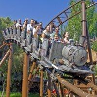 Parques de atracciones infantiles en Madrid