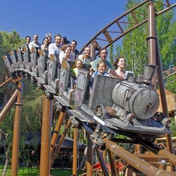 Parques de atracciones en Madrid