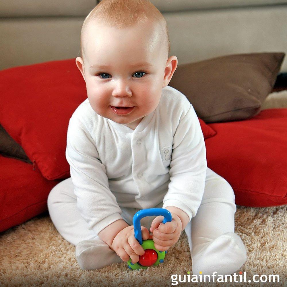 Beb de seis meses desarrollo del beb de seis meses - Bebe de 6 meses ...