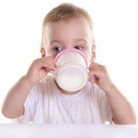 Alimentos sustitutos de la leche para niños con intolerancia a la lactosa