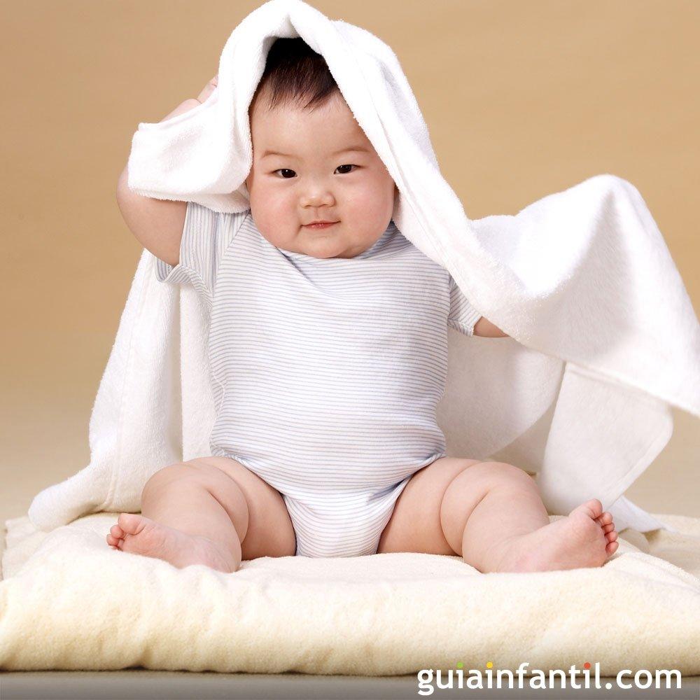 Amado Bebé de siete meses. Desarrollo del bebé mes a mes WN91