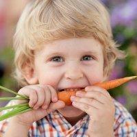 Alimentos que curan a los niños: la visión y los ojos