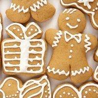 De galletas de mantequilla a adornos de Navidad