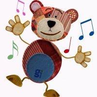 Las canciones infantiles del oso Traposo