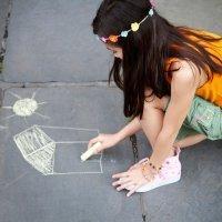 Las etapas del dibujo en los niños