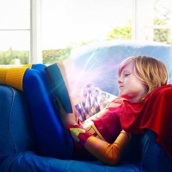 Fomentar la lectura en niños desde 6 años