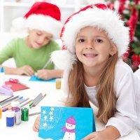 Vídeos de manualidades de Navidad para niños