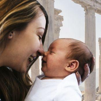 Nombres griegos para los bebés