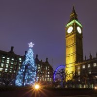 Navidad en Londres. Viaja en familia