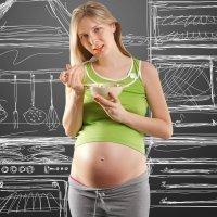 Las fuentes de calcio, hierro y zinc durante el embarazo