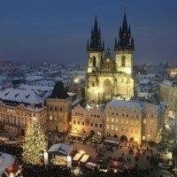Vacaciones de Navidad en familia. Viaja a Praga