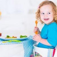 Menú semanal infantil para aprender a comer sano