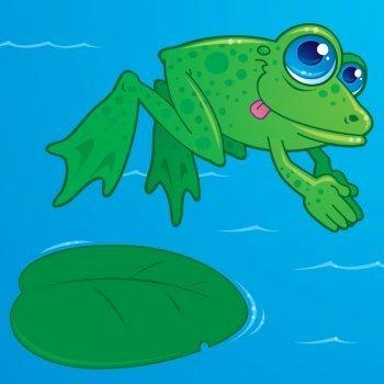 La rana en el pozo