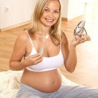 Los dientes en el embarazo