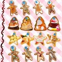 Calendario de Adviento con recetas de Navidad para niños