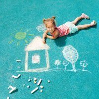 Tipos de dibujos infantiles según la edad del niño