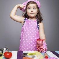 Recetas de cocina para los niños