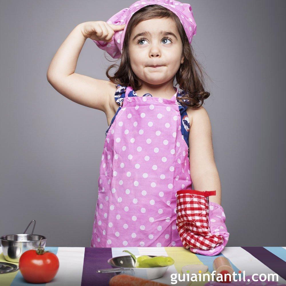 Los Recetas De Para Niños Cocina ZiuXOPk