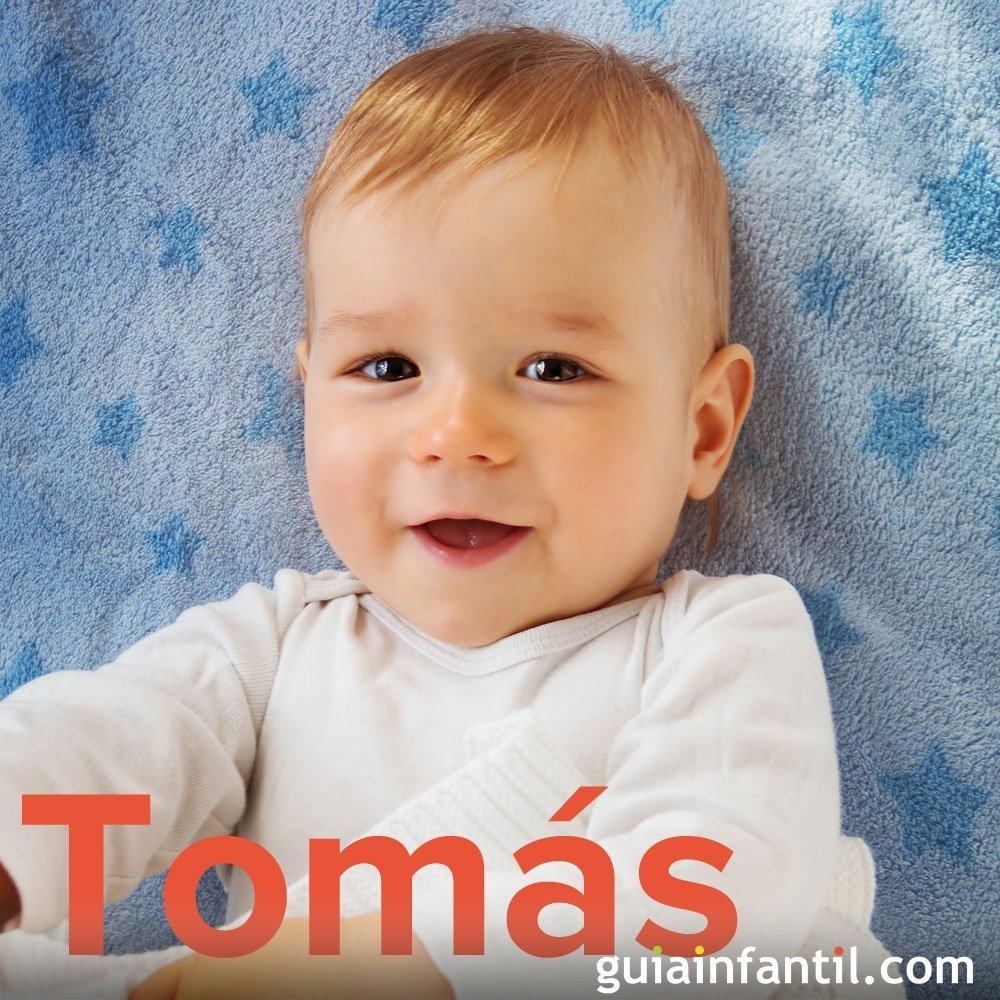 Día del santo Tomás, 3 de julio. Nombres para niños