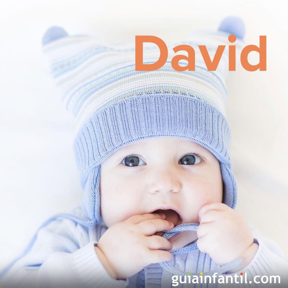 Día del santo David, 29 de diciembre. Nombres para niños