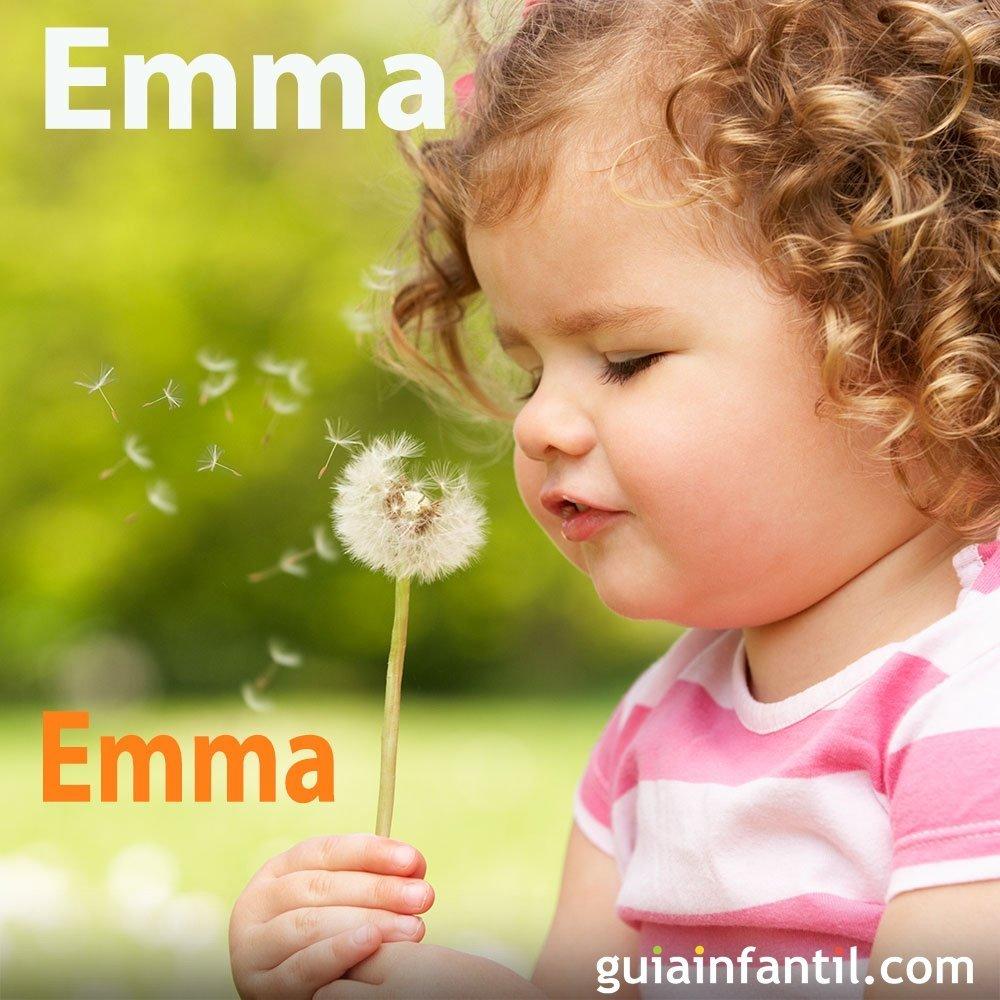 Día De Santa Emma 2 De Enero Nombres Para Niñas